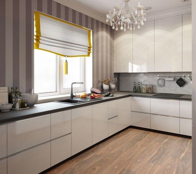 Кухни современная классика фото дизайн