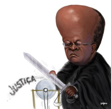 Joaquim Barbosa quer justiça