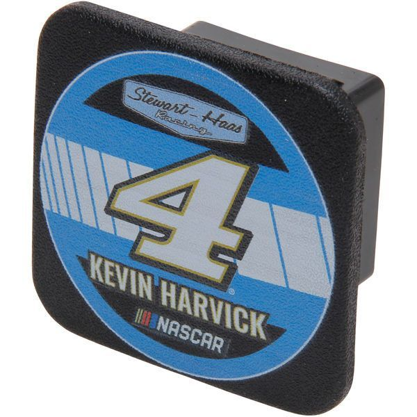 Kevin Harvick Racer Rubber Trailer Hitch Cover