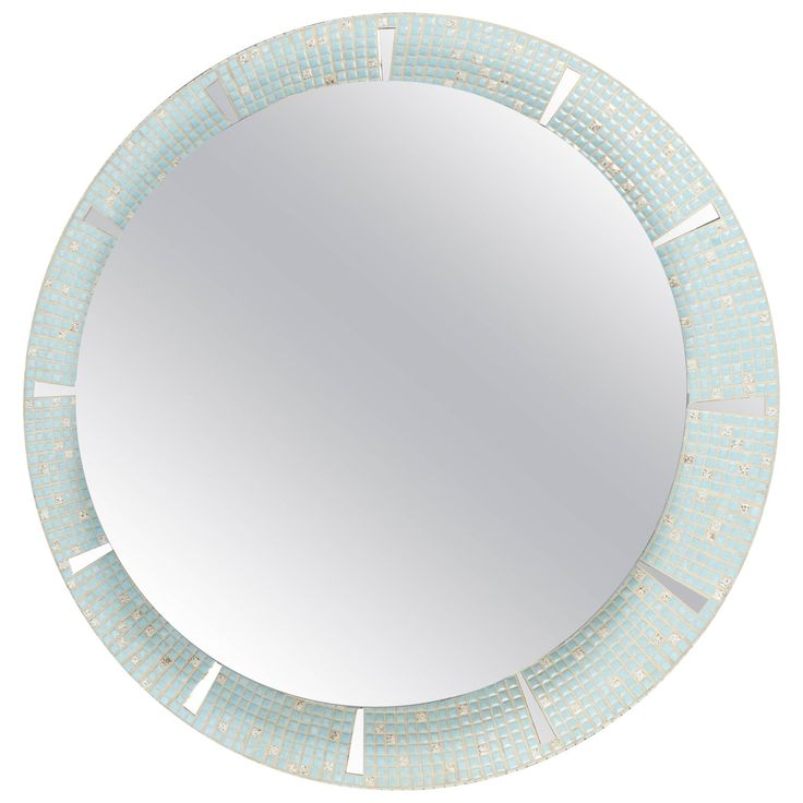Illuminated Mirror, France, 1970s | From a unique collection of antique and modern wall mirrors at https://www.1stdibs.com/furniture/mirrors/wall-mirrors/