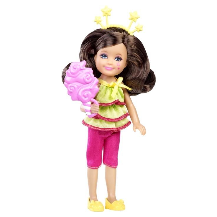 BARBIE® CHELSEA® Friends TAMIKA™ Doll (Amusement Park ...