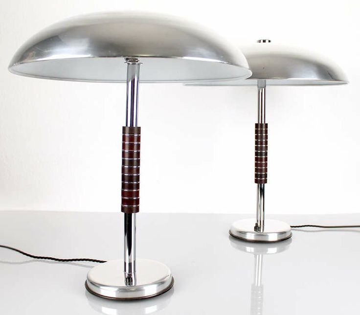 pair of french art deco table lamp - Modern Table Lamp