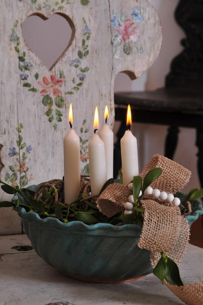advent 'wreath'