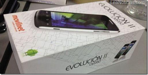 El Evolución II de Movilnet fue el teléfono inteligente de mayor éxito en el país - http://www.leanoticias.com/2013/01/30/el-evolucion-ii-de-movilnet-fue-el-telefono-inteligente-de-mayor-exito-en-el-pais/