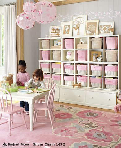 ideal para organizar juguetes!