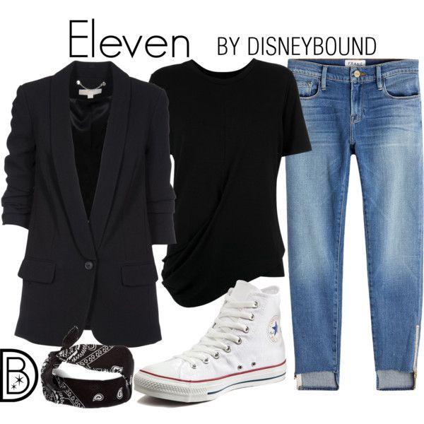 Disney Bound - Eleven (Stranger Things)
