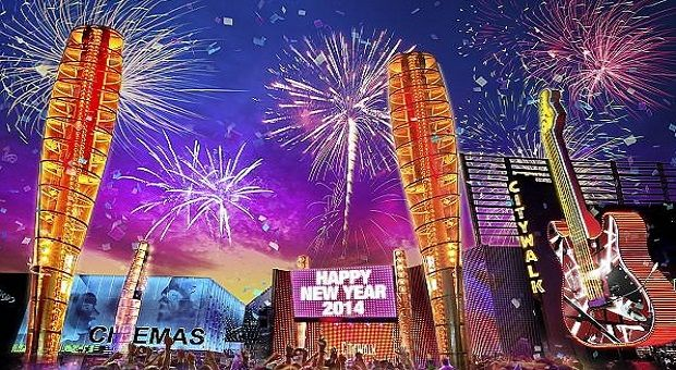 New Years Eve Parties Near Me