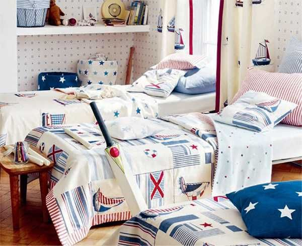 52 best Nautical bedroom ideas images on Pinterest Nautical - nautical bedroom ideas
