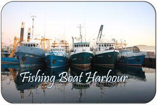 Fishing Boat Harbour, Fremantle