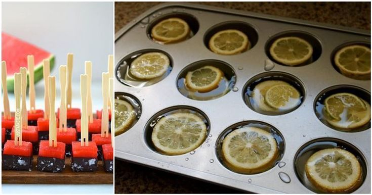 He Placed Lemon Slices Into A Muffin Tray And Invented Something Amazing | Diply