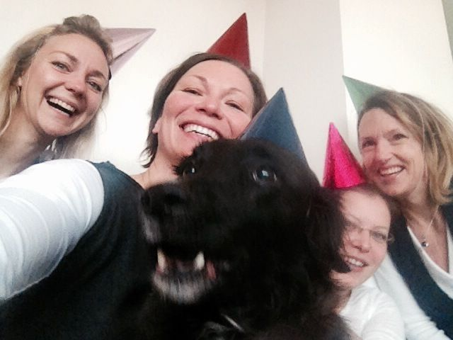 #Selfie: Das Team von http://kurier.at/karrieren. #Kurier #Karrieren #Baierl #Thurn #Hlinka #Vachova