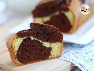 Marble cake - Video recipe !, Photo 3
