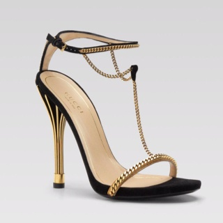 Gucci shoes...