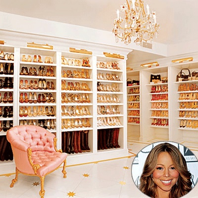 "Check out ""mariah carey's closet!"" Decalz @Lockerz"