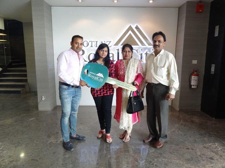 #MotiazRoyalCiti: Possession Update #3BHKFlatsinZirakpur with Ravinder Kumar Garg
