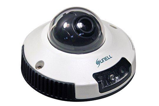 """Sunell SN-IPV56/41ZDR-R IP видеокамера 2303-01 Уличная купольная мини IP видеокамера 4MP с ИК-подсветкой 10m (max +20%). Сенсор 1/3"""" Progressive Scan CMOS @ICR. Чувствительность 0.01Lux. Скорость затвора 1/5-1/20000. Диафрагма - фиксированная. Фиксированный объектив 2,8mm (3,6mm по запросу). Сжатие H.264+/H.264/MJPEG. Максимальная скорость кодирования 4MP(2688*1520) 20к/с. Аудио вход1/выход1. 2D/3D DNR, dWDR+, ROI, 9:16 режим «коридор», DIS, Defog, HLC, кнопка Reset, BNC-выход. MicroSD карта…"""