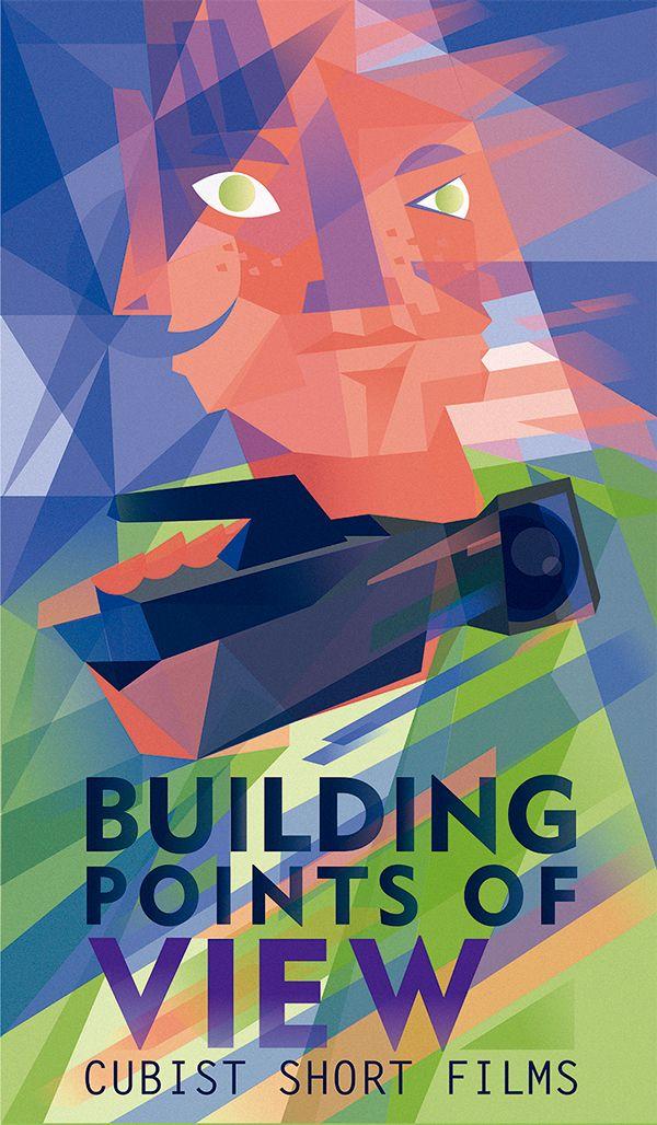 Building points of view by Maite Urzua, via Behance