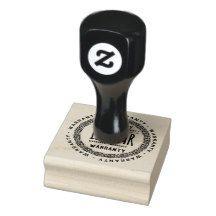 12 year warranty stamp