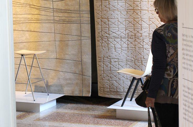 NAAMANKA Furniture at the Milan Design Week 2018. Clash furniture collection design Samuli Naamanka.