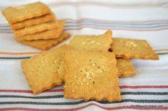 Biscuiti sarati cu parmezan crackers de casa Savori Urbane (3)