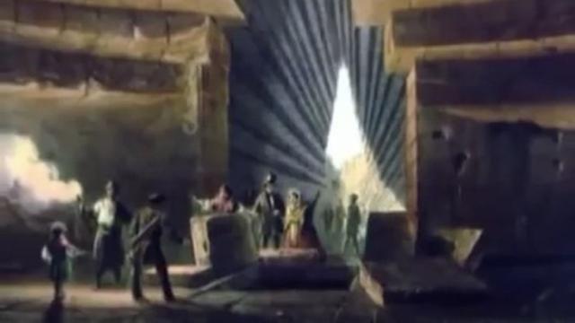 Estranha criatura mumificada com uma coroa é descoberta em piramide de 65 milhões de anos na Crimeia ~ Sempre Questione
