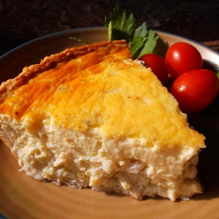 LANDLOCKED CRAB QUICHE  -- Baja Mamas Party Potions: http://www.bajamamas.com