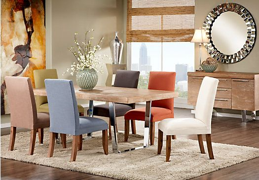 Combining rustic charm with modern updates, the San Francisco dining room  blends the best of both worlds to create a fresh new look you'll be proud… - Combining Rustic Charm With Modern Updates, The San Francisco