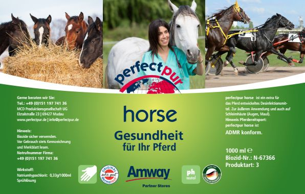 perfectpur horse