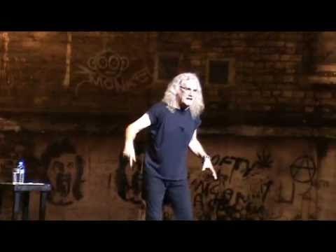 Billy Connolly - Shipyard Funny Walks, Must Watch!