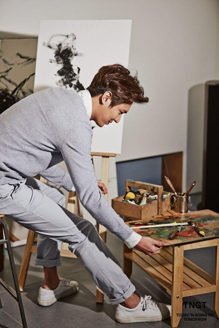Google themes lee min ho - Lee Min Ho Tngt Clothing 2015
