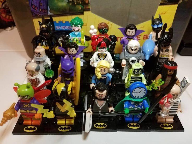Finally found the newest members of the Lego Movie Batman Series 2!! Villians and heroes unite!! #lego #legobatman #legobatmanmovie #batman #joker #wondertwins #batgirl #superman #dc #dccomics #legodcsuperheroes  #legophotography #toyphotography #photography #legocmf #instafamous #instalego #instaphoto #instafollow #legofamily #legocommunity #brickfest #brickagram @fikinbricks  #minifigure #brickfest #gommzy