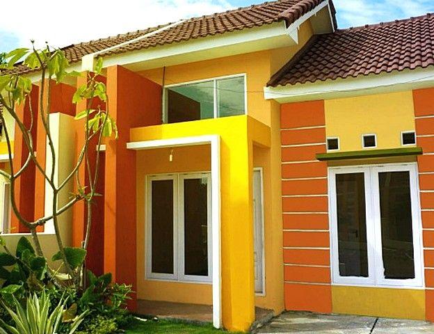 15 Warna  Cat  Dinding Luar Rumah Yang Cerah  2020 Dekor