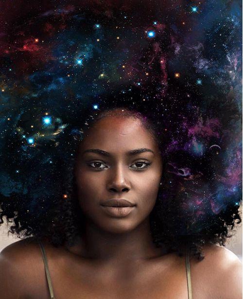 Artista faz dos cabelos afros, verdadeiras obras de arte! â Design Culture