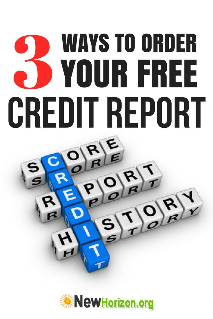 Is commercial debt on a credit report - 3 Ways To Order Your Free Credit Report
