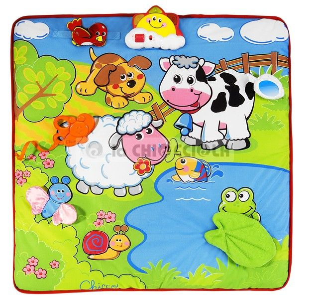 Tappeto Chicco degli Animali Cantanti a 39 € invece di 48 €!!  http://www.lachiocciolababy.it/bambino/tappeto_chicco_degli_animali_cantanti-887.htm