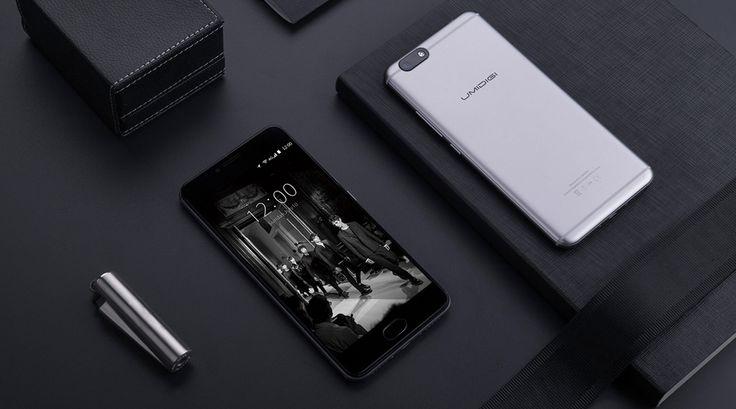"""Meegaan met de tijd willen we allemaal wel, maar dat is zo duur!! Daarom nu de #umiDigi C Note in de #aanbieding! Een snelle 5.5"""" Full HD Android 7.0 (!!) #Smartphone met 3GB geheugen en 32GB opslag (uitbreidbaar) voor maar €118!!  http://gadgetsfromchina.nl/umidigi-c-note-5-5-3gb32gb-android-7-0-e118/  #Gadgets #Gadget #Gadgetsfromchina #Gearbest #sale #deal #Flash #Umidigi #note #Android7 #Android #design #Fast #wannahave #Smart #Smartphone #cheap"""