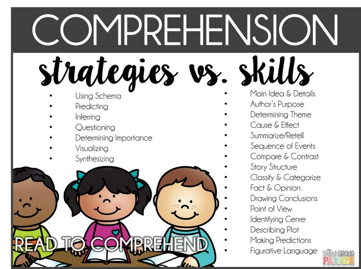 comprehension skills strategies best practices Taking practice reading sections will help you strengthen your critical reading skills and become more familiar with the types of questions you'll see we have a guide to all the best toefl reading practice resources, including numerous free and official practice questions.