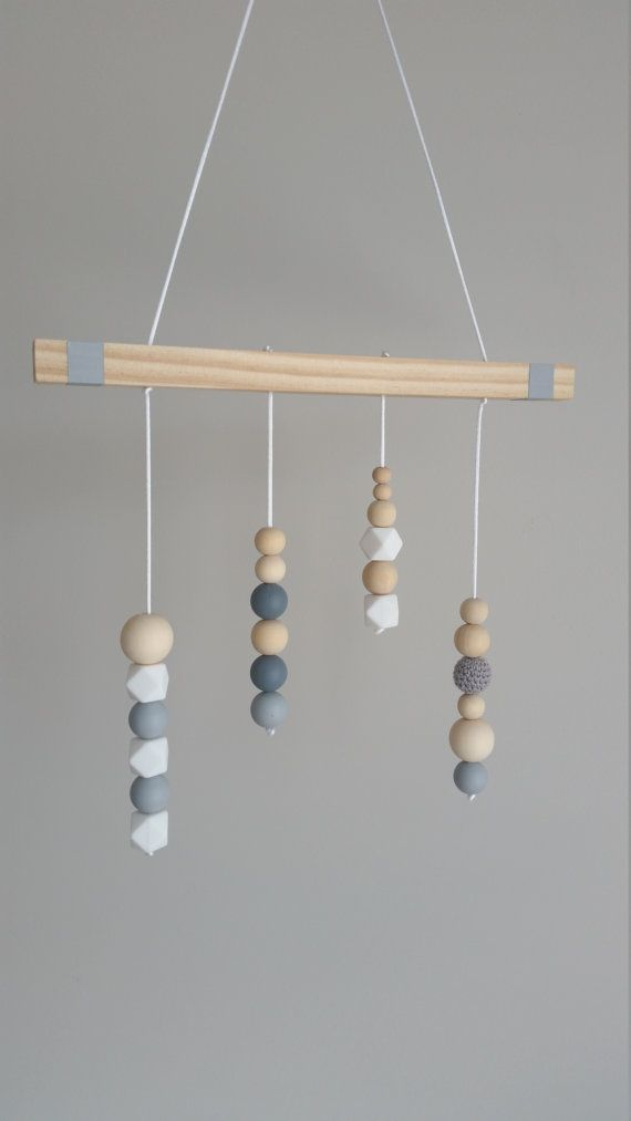 Timber Scandinavian Baby Mobile/Wall Decor от TigerlillyandBo