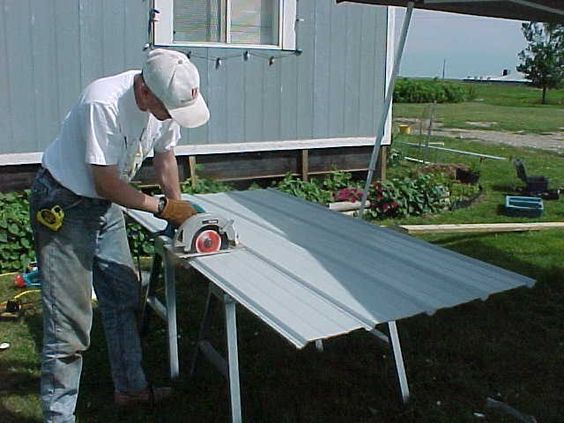 A Better Skirting Idea | Mobile Home Repair