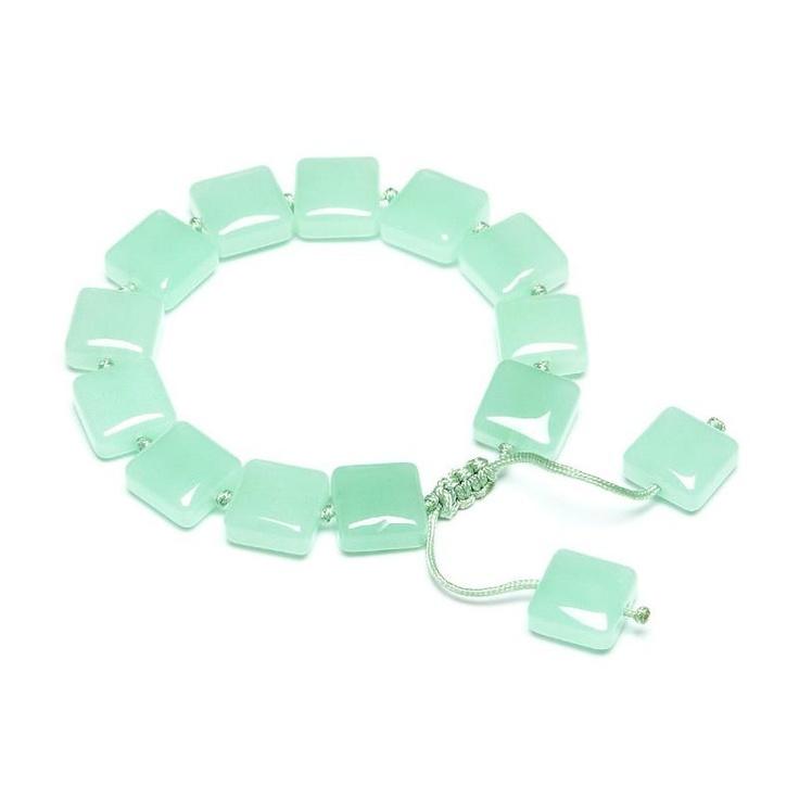 Lola Rose Lacie Capri Green Quartzite Bracelet