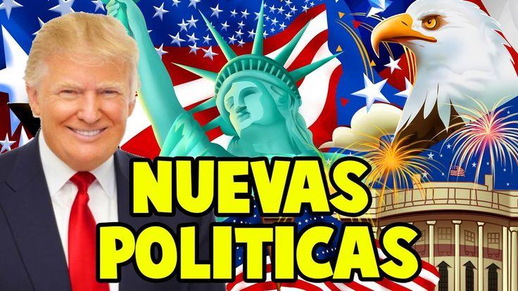 NOTICIAS DE ULTIMA HORA 2017 MAYO VIDEOS, NUEVAS POLITICAS EN EEUU 2017 ...