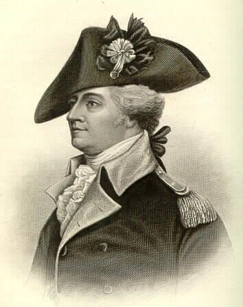 Part II. Anthony Wayne (1745-1796) He led foraging expeditions at Valley Forge to help supply the troops. Wayne stormed and captured the impregnable British fortress at Stony Point on July 16, 1779. He fought in the South, and helped besiege Yorktown, and drove the British and their Indian allies out of Georgia. In 1794, he defeated the Ohio country Indians at the Battle of Fallen Timbers.