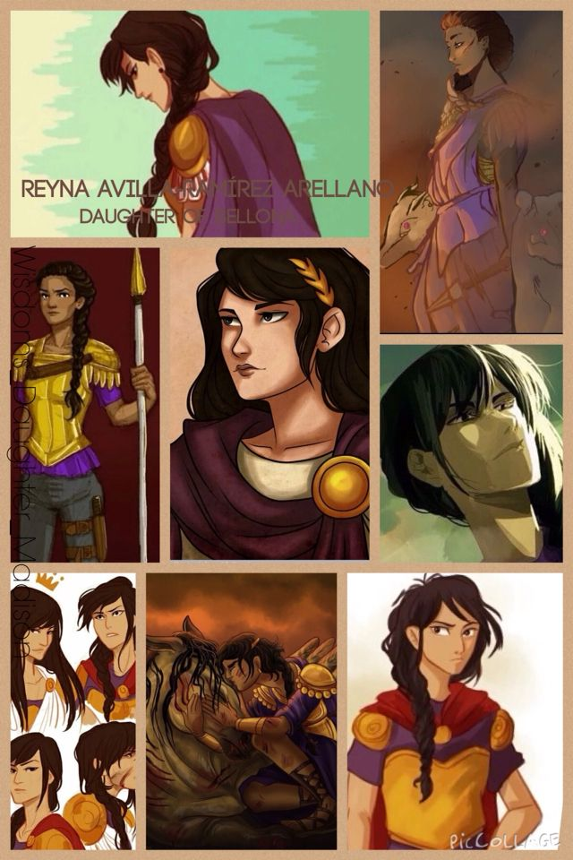 Reyna Avilla-Ramírez Arellano