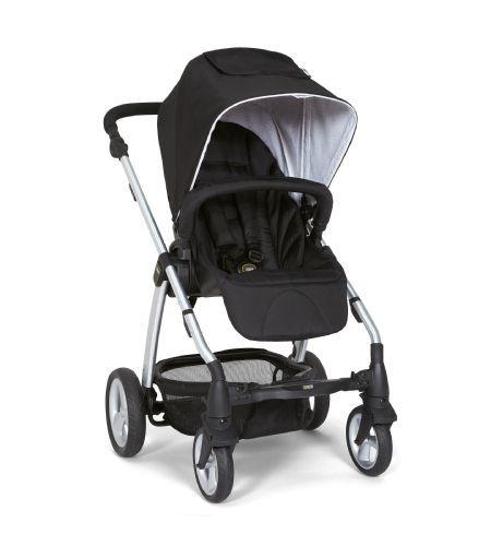 Mamas & Papas Sola2 Stroller in Black - Single Stroller - Canada's Baby Store - $469.00 (vs. $499 at Babies R Us)