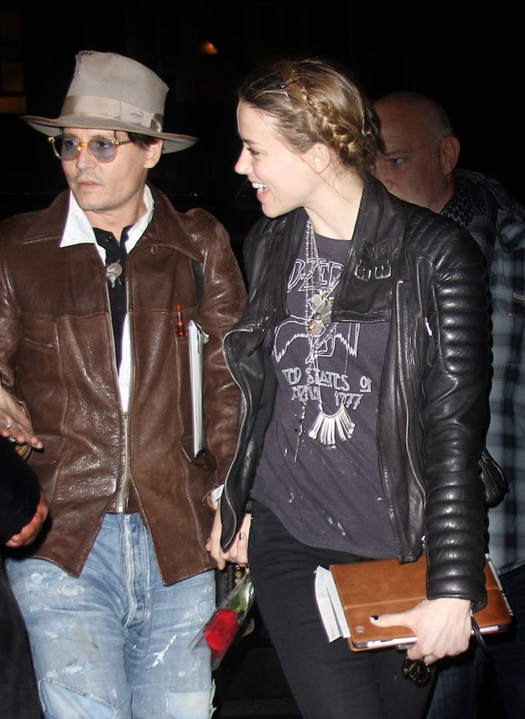 Photo: Splash News Amber Heard & Johnny Depp
