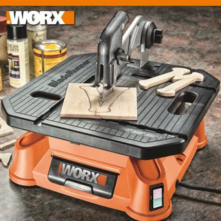 Купить товар WORX WX572 Multi function Table Saw 650W Jig Saw 40mm Woodworking Saw Electric Saw Electric Cutter Household Electric Tools http://ali.pub/xc8bl
