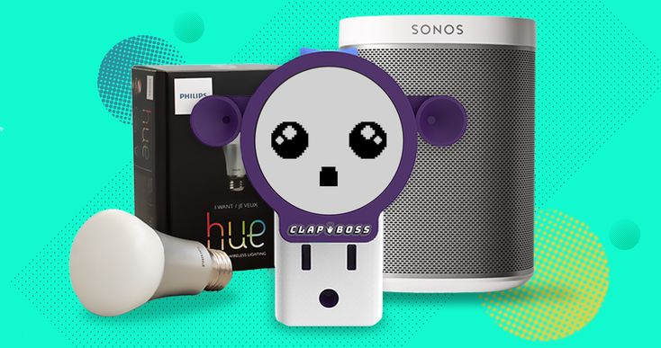 Up for Grabs: Sonos Play 1, Hue Lights Starter Pack, and Astrohaus Clapboss #CoolStuffGeekery #General #Giveaway #Giveaways