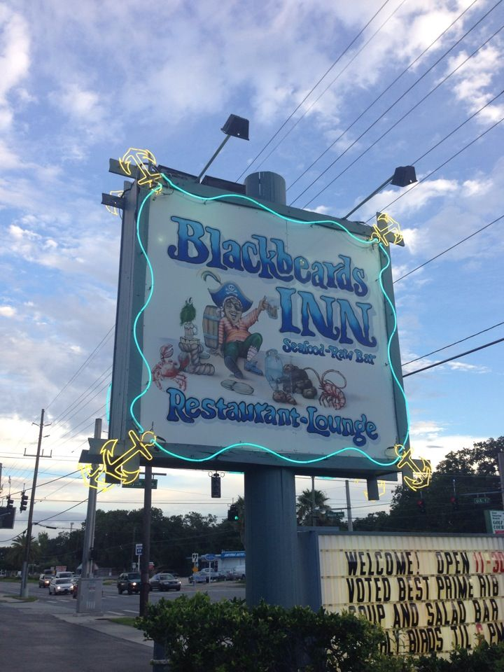 Blackbeard S New Smyrna Beach
