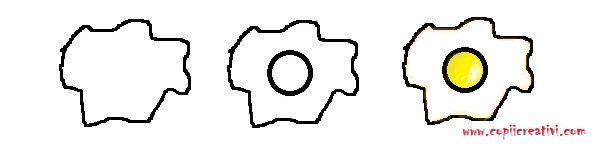 Tigaia fermecata – desene pentru copii  mici