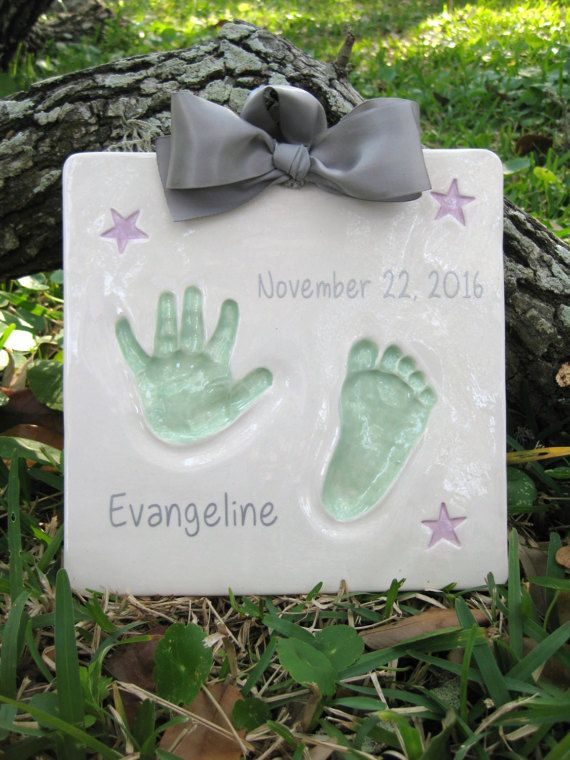 25 Unique Hand Print Mold Ideas On Pinterest Baby Hand